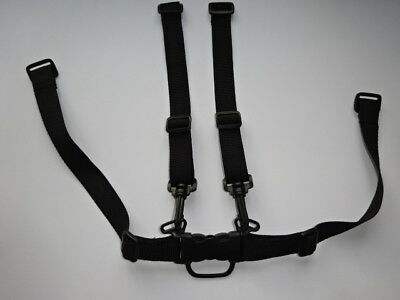 Harness & Clips Parts Shoulder waist crotch buckle pushchair iCandy Strawberry