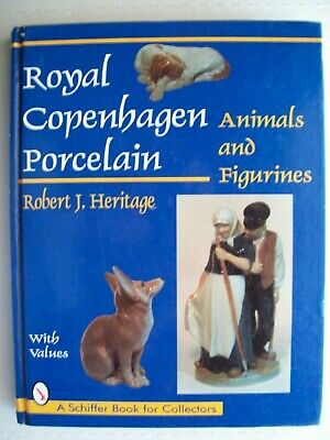 Antique Royal Copenhagen $$$ id Price Guide Collector's Book