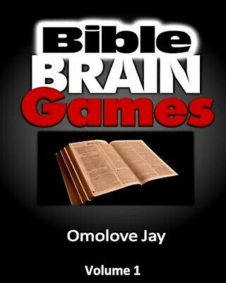 Bible Brain Games Special Unscramble Bible Games for Teens,  by Jay, Omolove
