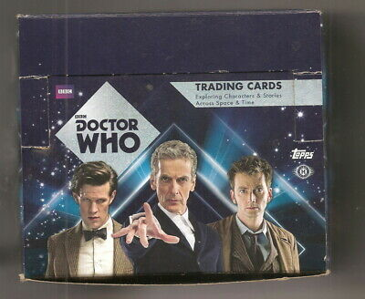 2015 Topps Doctor Who  Base Cards Red /50  You Pick