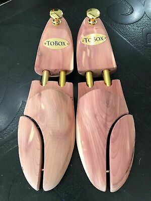 Woodlore Epic Twin Tube Shoe Tree Cedar Medium