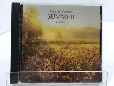Summer by George Winston (CD, Oct-1991, Windham Hill Records)