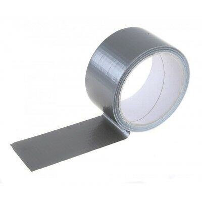 """4 Roll 2/"""" x 27.3 Yard Industrial Utility Craft Hardware masking duct tape"""
