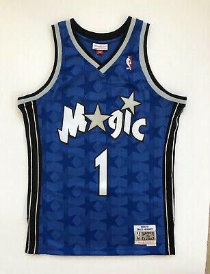 f7601787 Tracy McGrady Orlando Magic Mitchell & Ness Throwback Swingman Jersey Large