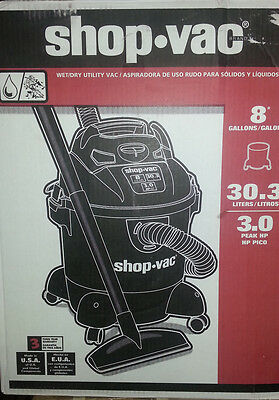 Shop-Vac  Wet/Dry Utility Vac