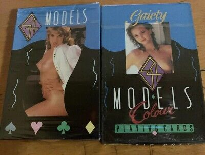 Gaiety Nude Models Adult Playing Cards 2020 Unopened Still Sealed. 1 Random Pack