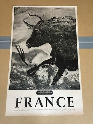 Collection Affiche  Poster Publicitaire Ancienne Photo De France 1950