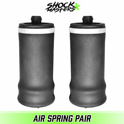 Commercial Truck Cab Air Spring Pair Repl Contitech 69624 Firestone W02-358-7109