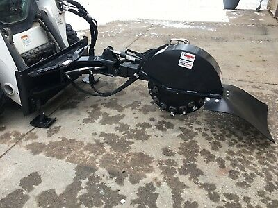 Jenkins Iron Stump Grinder for SkidSteer Loaders 14-25GPM In Stock Free Shipping