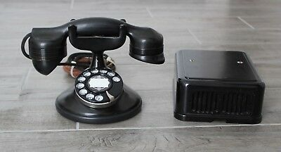 Old Rare Automatic Electric Monophone Ae 1A Highboy Telephone