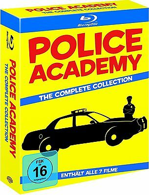 POLICE ACADEMY, The Complete Collection (7 Blu-ray Discs)