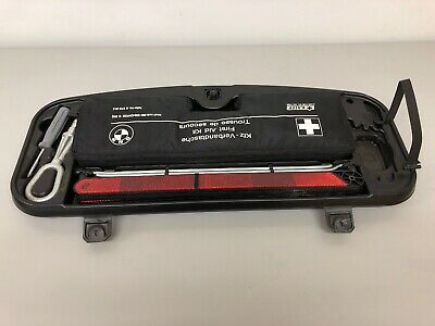 BMW 5 Series E60 525d M SPORT Roadside First-aid kit Emergency Tool Case 8270015
