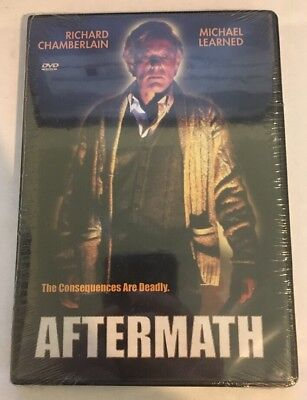 Aftermath (DVD) 2003 BRAND NEW SEALED VERY RARE OOP Richard Chamberlain 1991