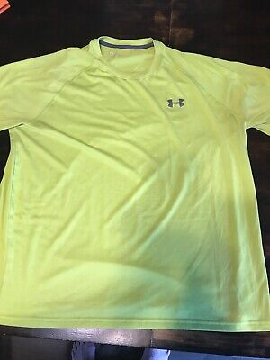 21ebc0b5 MEN'S UNDER ARMOUR Twisted Tech Locker SS Loose Heatgear T-Shirt ...