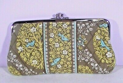 Vera Bradley Sittin' In A Tree' Small Clutch Purse