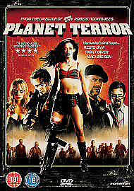 Brand New Sealed Planet Terror (1 Disc) [DVD] [2007] Free 1st Class Post