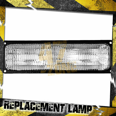 TYC 12-1229-00 Nissan Pickup Front Passenger Side Replacement Parking//Signal Lamp Assembly