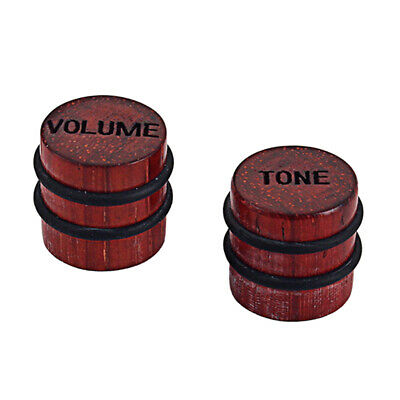 Guitar Speed Control Tone Volume Knob Button For Electric Guitar Bass