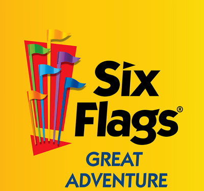 Six Flags Great Adventure Tickets $27.99    A Promo Discount Tool  ~ Parking $9