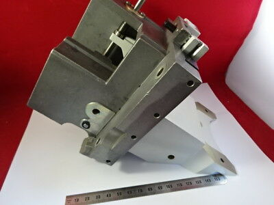 Leica Germany Dmr Stage Holder Assembly Micrometer Microscope Part &G6-Ft-99