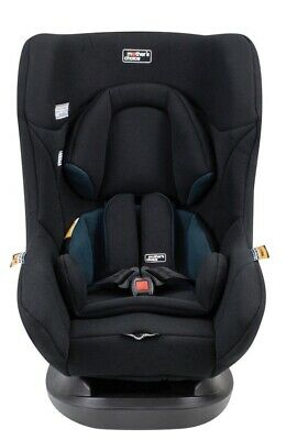 InfaSecure 0-4 Convertible Car Seat 10 recline positions 5 shoulder slot height