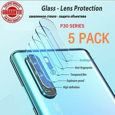 1/2/5PCS Camera lens Tempered Glass Screen Protector For Huawei P30 Pro Mate 20