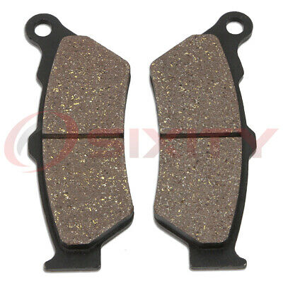 Rear Organic Brake Pads 2007 Victory Kingpin Tour Set Full Kit  Complete nf
