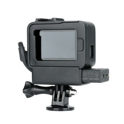 Ulanzi V2 for Gopro Hero 7 6 5 Plastic Housing with Extend Microphone Port Cold