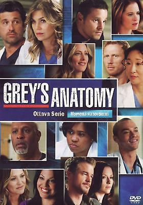 Grey's Anatomy - Stagione 03  7Dvd  Cofanetto  Serie-Tv