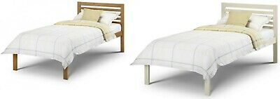 Slocum Bed In Antique Pine Or White Effect – Free Delivery