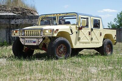 1995 Hummer H1 Custom built Custom frame off restoration and new drivetrain with only 15,000 miles