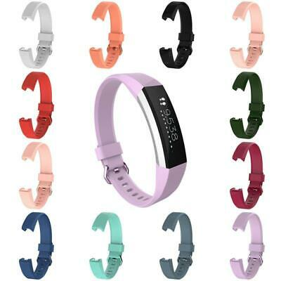 Replacement Silicone Bands WristBand Strap For Fitbit Alta HR Smart Bracelet