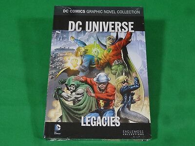 DC Comics Graphic Novel Collection DC Universe Legacies *Brand New Sealed*