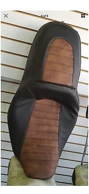 2011-up Harley Street Glide / Road Glide Seat Cover