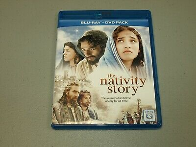 The Nativity Story (Blu-ray/DVD, 2013, 2-Disc Set)