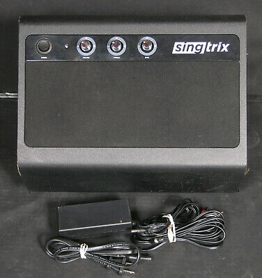 Singtrix Woofer & Power Supply & RC Cord