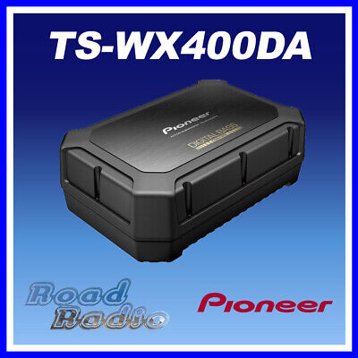 Pioneer TS-WX400DA Active Digital Base Class-D Space Saving Amplified Subwoofer