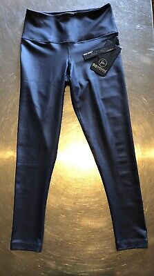 cc6051dd24c3cb 90 Degree By Reflex High Waist Ankle Length Yoga Workout Pants Sz S Small  NWT