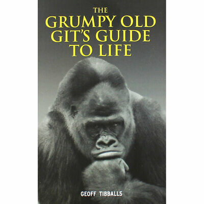 The Grumpy Old Gits Guide to Life (Paperback), Fiction Books, Brand New