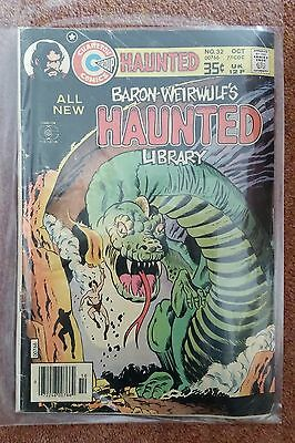 Baron Weirwulf's Haunted Library - 32 - October 1977
