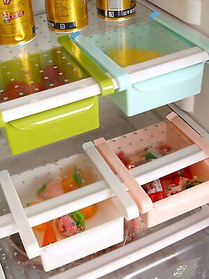 Home Plastic Multi Purpose Storage Racks Tray Pack of 2 (color may vary)