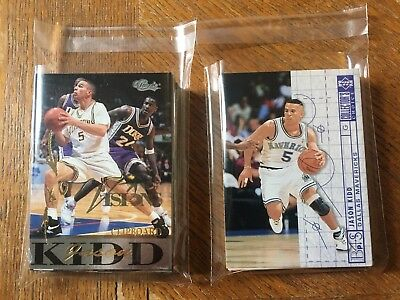 Basketball Card Collection Lot Un-Searched 64 Cards See Pics Stars ROOKIES (352)