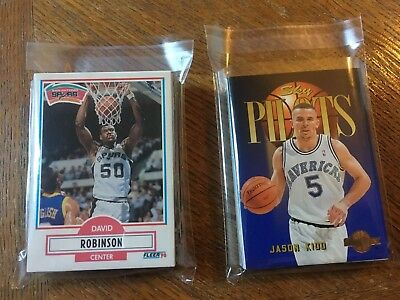 Basketball Card Collection Lot Un-Searched 64 Cards See Pics Stars ROOKIES (350)