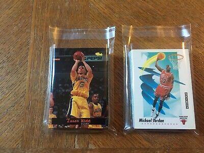 Basketball Card Collection Lot Un-Searched 64 Cards See Pics Stars ROOKIES (348)