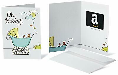 Amazon.com Gift Card in a Greeting Card - $10 to $50