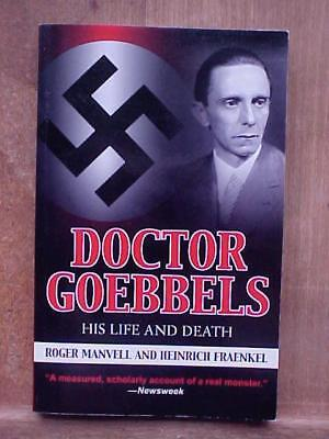 Doctor Goebbels: His Life and Death