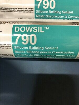 LOT OF 7 Dow Corning 790 Silicone Building Sealant