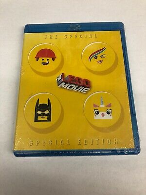 The LEGO Movie The Special: Special Edition BLU-Ray