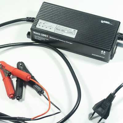 LITE↯BLOX Battery Charger LB100I For VW Audi Seat Skoda equipped with LITEBLOX