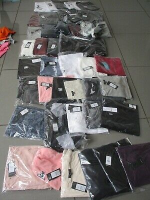 60 New Look Bulk Clothes Ladies Mens All Brand New New  Mixed Sizes and Colours